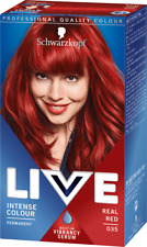 Schwarzkopf Live Intense Colour Real Red 035