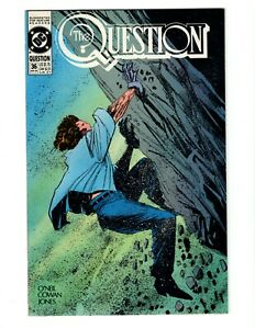 THE QUESTION #36 (VF-NM) 1990