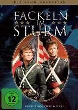 Gesamtbox FACKELN IM STURM komplette TV-Serie PATRICK SWAYZE Kristie Alley 8 DVD