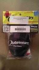 Outerwears Pre-filter Intake Booties 2011 2012 2013 2014  Polaris RZR XP XP4 900