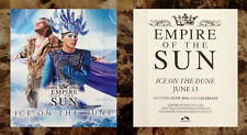 EMPIRE OF THE SUN Ice On The Dune 2013 Ltd Ed Sticker +FREE Rock/Dance Stickers!