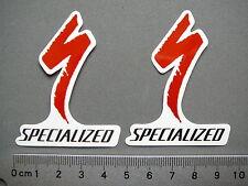 2 Pegatina Sticker specialized