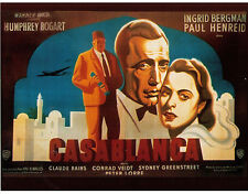 "3 picture of casablanca movie 8 1/2"" x 11"" by warner bros"