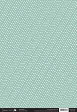 b16182b613e238 A4 Polka Dot Paws Backing Paper 250gsm Pack 5 Sheets Scrapbooking Card  Making
