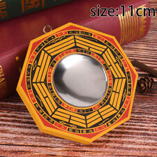 """4"""" Inch Chinese Dent Convex Bagua Mirror Blessing House Protection Feng Shui FT"""