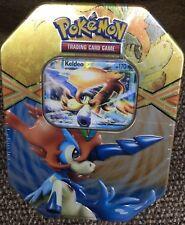 2013 Pokemon Keldeo Ex Collectors Tin Brand New Sealed!!