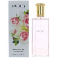 ENGLISH ROSE by Yardley London perfume for women EDT 4.2 oz New in Box