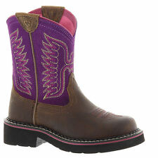 Round Toe 10017309 Ariat KIDS Fatbaby Cowgirl Boot