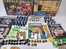 SPACE HULK Board Game + Genestealer + Deathwing + EXTRAS [ENG,1989]