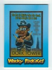 2018 Topps Wacky Packages Patch Card MP6 THE DORK TOWER limited edition #38/99