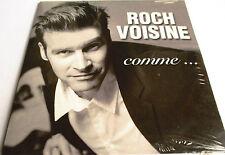 """ROCH VOISINE - CD SINGLE """"COMME..."""" - NEUF SOUS BLISTER"""