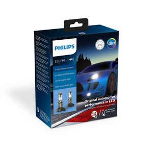 11342XUWX2 - PHILIPS H4 X-tremeUltinon LED H4 12V 23W Lampadine faro +250% 5800K