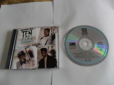 TEN CITY - State Of Mind (CD 1990) GERMANY Pressing