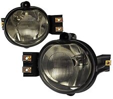 Fog Light Bumper Lamp Assembly LH & RH For 02-09 Dodge Ram 04-05 Durango FL7112