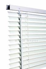 PVC Venetian Blinds Window Blind White 90cm X 160cm