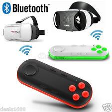 VR BOÎTE Réalité Virtuelle 3D Lunettes Bluetooth Remote Contrôle