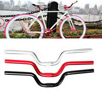 Aluminum Bicycle Alloy Strong Gear Handlebar Accessories Mtb 25.4mm Bike 52cm