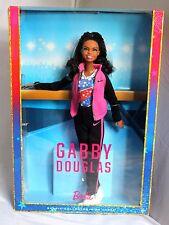 Barbie Collector Gabby Douglas Doll Mattel Girls USA Gymnastics NEW
