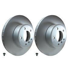 Front Brake Discs 324mm 54226PRO fits BMW 5 Series E60 530i 530d 525i 523i 520d