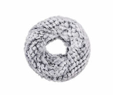 Polyester Patternless Cowl/Snood Scarves & Shawls for Women