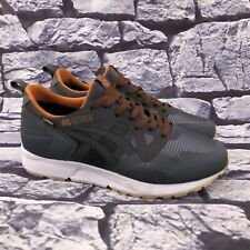 ASICS GEL LYTE V Men's Gray Gore-Tex Waterproof Athletic Shoes Size 9