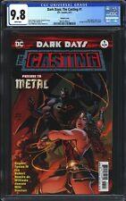 Dark Days The Casting CGC 9.8 NM/Mint 1st Cameo Batman Who Laughs & Dark Knights