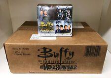 Buffy the Vampire Slayer Men of Sun 00004000 nydale - Sealed 12 Box Case - Inkworks 2005