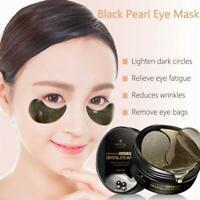 60Pcs/box Anti-Wrinkle Dark Circle Collagen Under Eye Patches Pad Gel