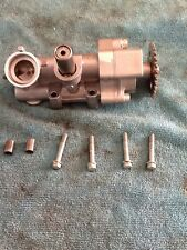06-07 Suzuki Gsxr 600 750 Oem Engine Oil Pump Gear Shaft 16400-01h00 #k839