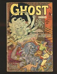 Ghost Comics # 5 Good+ Cond.