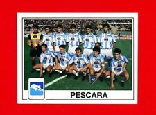 CALCIATORI Panini 1989-90 - Figurina-Sticker n. 456 - PESCARA SQUADRA -New