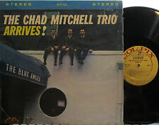 Chad Mitchell Trio - The Chad Mitchell Trio Arrives! (Colpix 411) (Stereo) Paddy