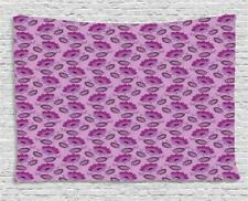 Purple Color Tapestry Wall Hanging Form Bedroom Dorm Room Decor 2 Sizes