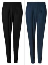 Fa M ou S High Street Women's M S Jersey Tapered Leg Pull On Trousers RRP £19.50
