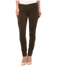 Kut From The Kloth Mia Dayna Toothpick Skinny Jeans Womens 6 Olive Green - NEW
