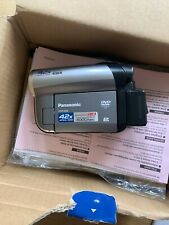 Panasonic New VDR-D50 Dvd Video Camera