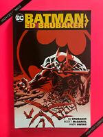 Batman By Ed Brubaker Vol 2 TPB DC 2016 NM