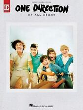 NEW - One Direction - Up All Night (Piano/Vocal/Guitar) by One Direction