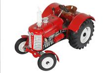 Kovap Zetor 50 Super Traktor Rot  NEU !!!! Blechspielzeug  KOVAP 0385
