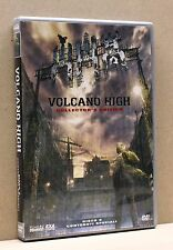 VOLCANO HIGH collector's edition - DISCO 2 - CONTENUTI SPECIALI [dvd]