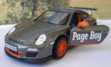 Wedding Day Wedding Car Name Gift Personalised Page Boy Usher Porsche Toy Car