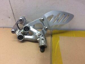 Suzuki GSXR600 750 2006-2010 Left Rear Set Foot Peg Race Track Spare