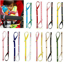 Toys Pendant Hook Strap Tether Baby Seat Chair Tether bottle Stroller Color Rand