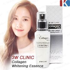 3W CLINIC Collagen Whitening Essence 50ml Anti-Aging Whitening Korea Cosmetic