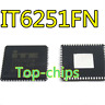5pcs IT6251 IT6251FN QFN64  new