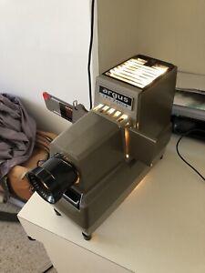 Vintage One Argus Tru-Focus Colour Slide Projector for 35mm Film Hanimex