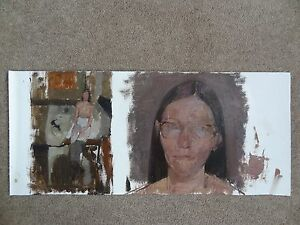 """""""Claudia Sketch 2"""" by Nicolas Uribe (Bogota, Colombia)"""