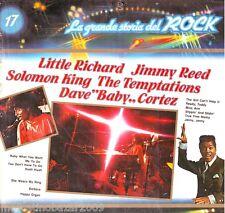 LA GRANDE STORIA DEL ROCK 17 (1981) Vinyl, LP, Gatefold - Curcio – GSR 17 NUOVO