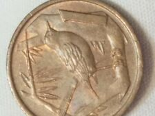 New listing 1982 Cayman Island 1 Cent Elizabeth Ii Collectible Coin Foreign Money Currency