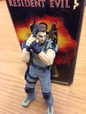 Chris redfield figurine Resident Evil 5 Capcom Player Select Neca Collection En parfait état, dans sa boîte